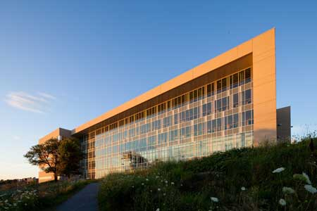 Nova Scotia Community College Waterfront Campus (LEED Silver)